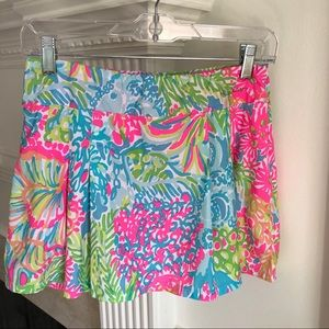 Lilly Pulitzer Luxletic Skirt Size XS